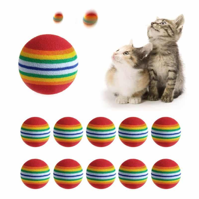 žogice za mačke