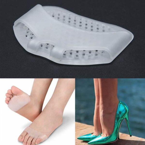 Boleča stopala blazinice - silikonska blazinica 5