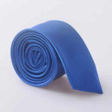 Elegantna kravata - modra barva
