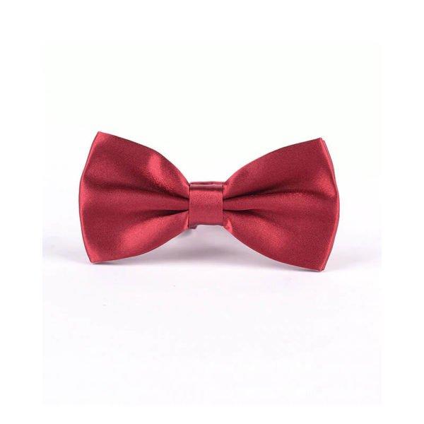 Elegantni metuljček temno rdeča barva