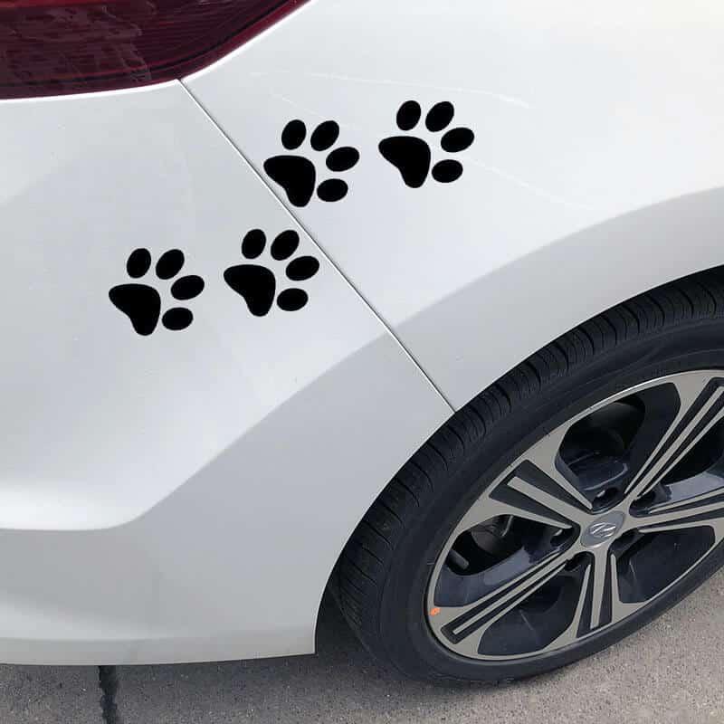 Nalepke za avto tačke