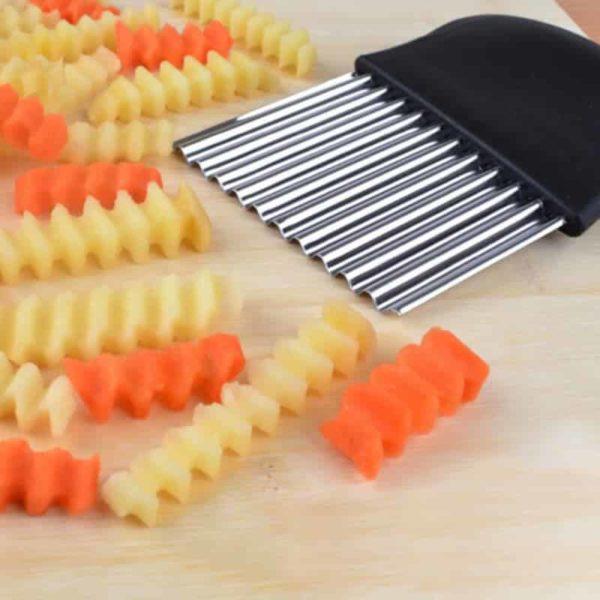Nož za rezanje krumpira 3