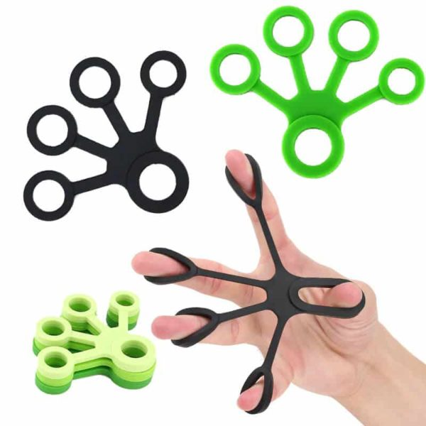 Pripomoček za vadbo prstov