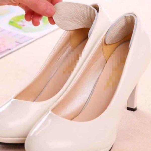 Usnjene blazinice za boleča stopala
