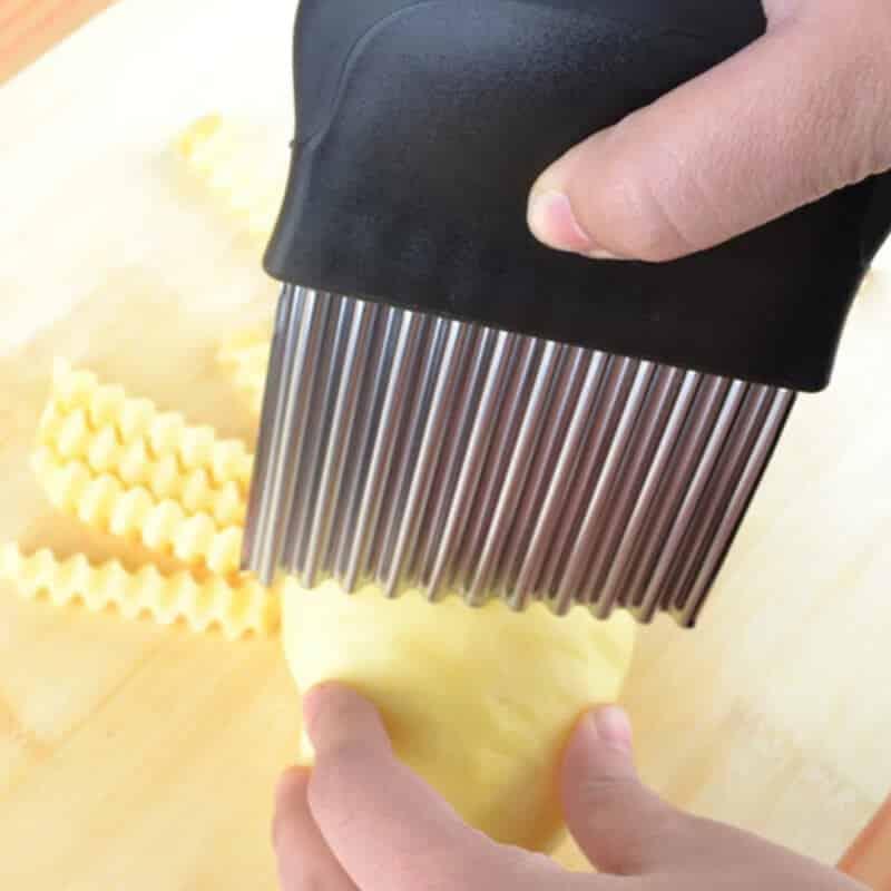 Nož za rezanje krumpira 2