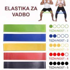 elastika za vadbo