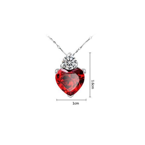 kristalna verižica velikost
