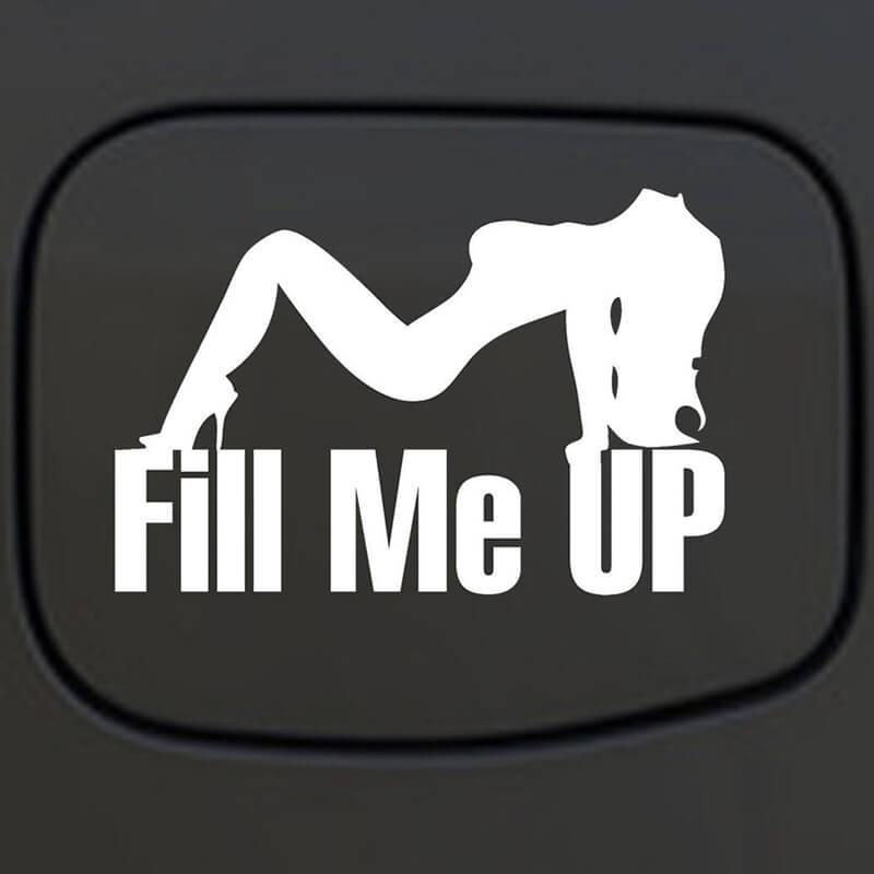 nalepka fill me up