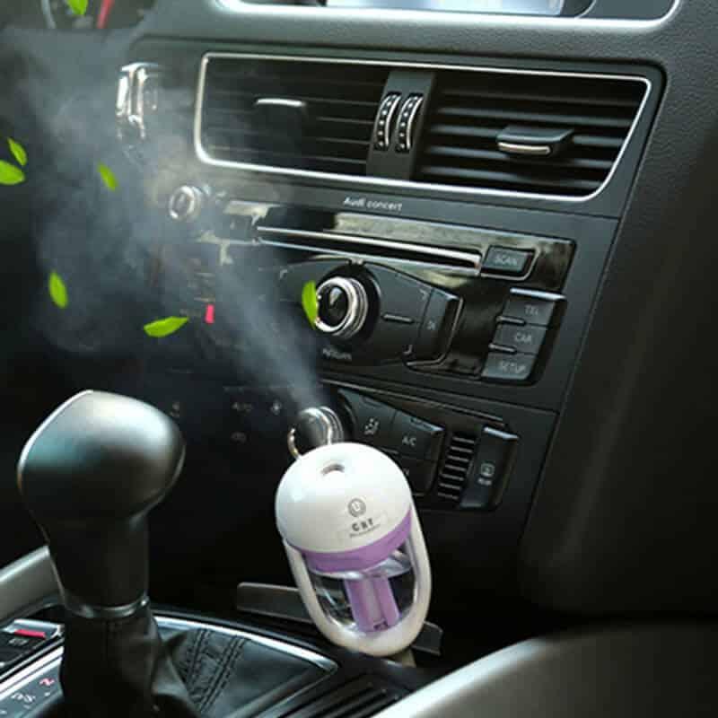 osvežilec zraka za avto na eterična olja