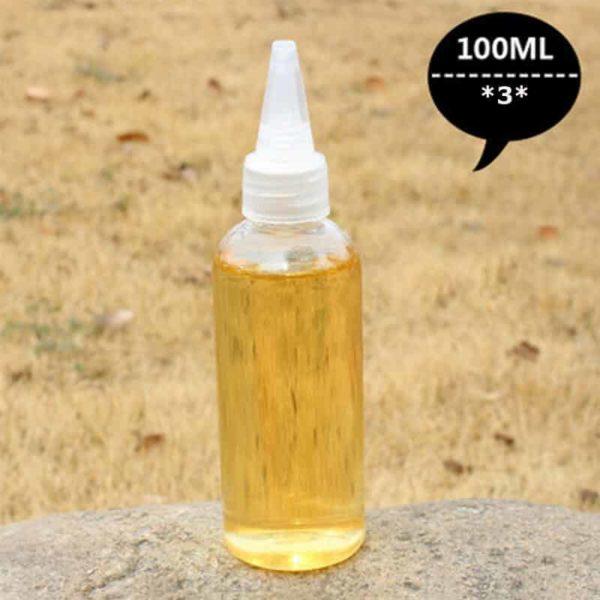 plastenka 100 ml za začimbe in kampiranje