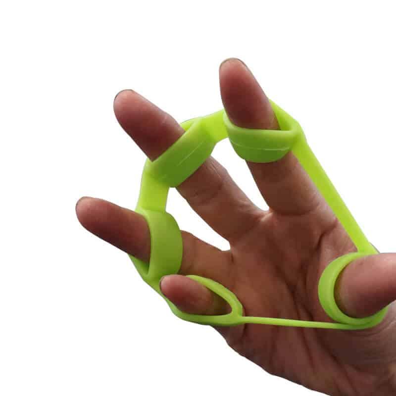 silikon za krepitev prstov