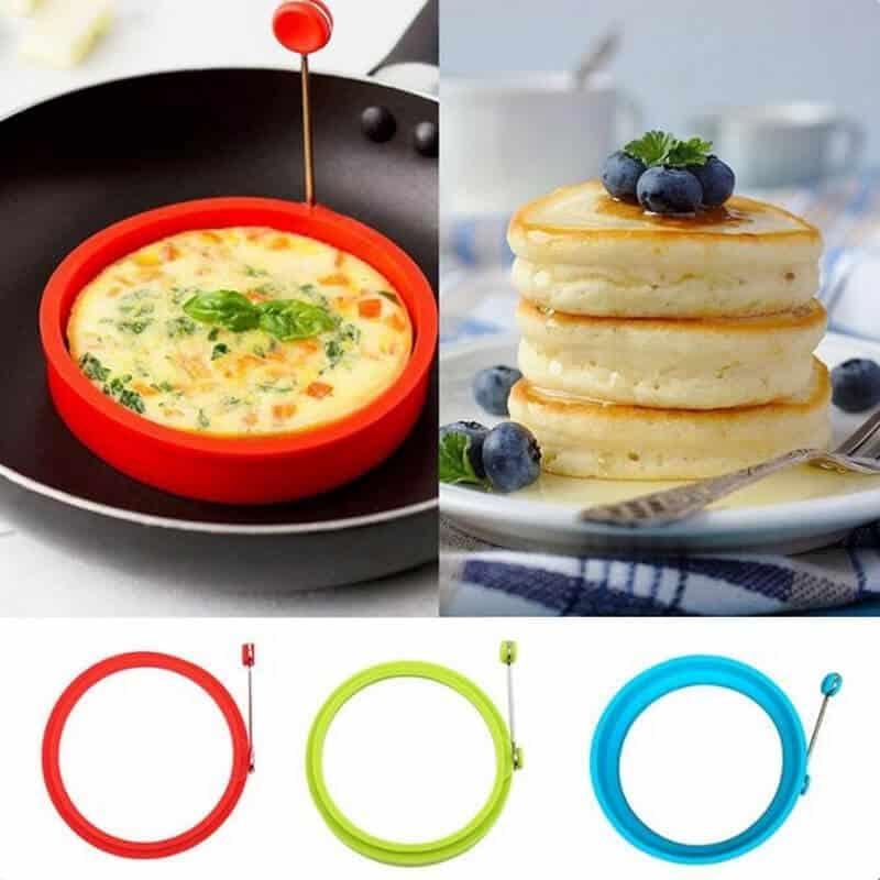 silikonski model za peko jajc