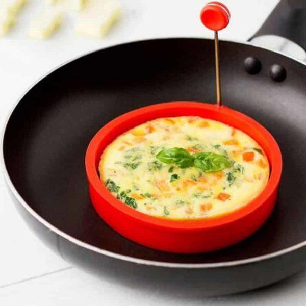 silikonski model za peko palačink in jajc