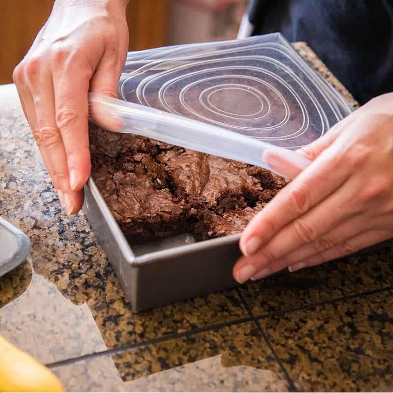 silikonski pokrov za svežo hrano