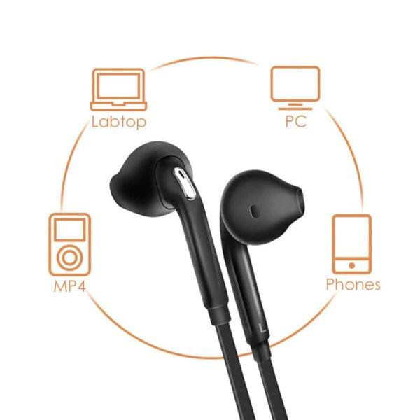 slušalke za telefon uporaba