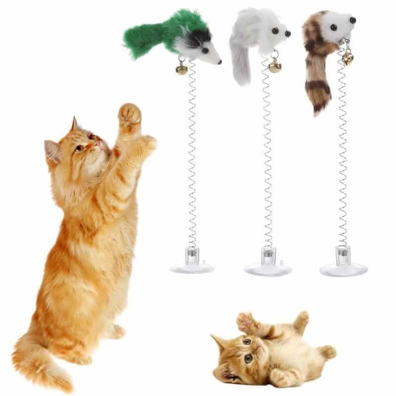 smešne igrače za mačko
