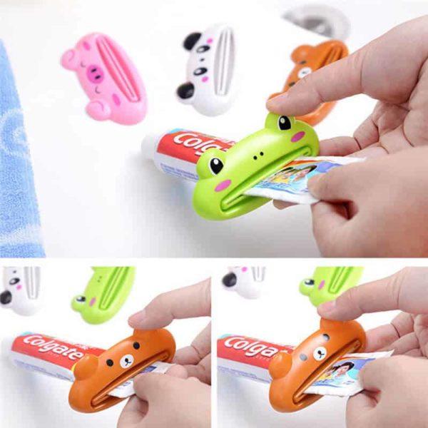 stiskalnik za zobno pasto