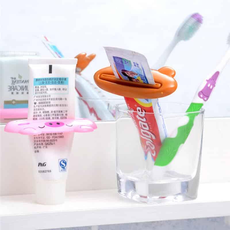 stiskalniki za zobno pasto