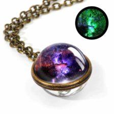 vesolje nebula verižica