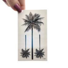 palma tattoo začasni