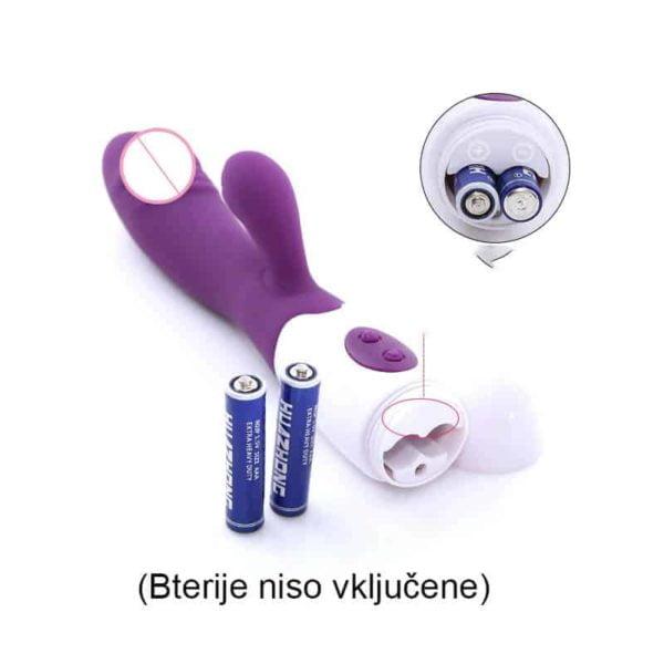 vibrator na baterije