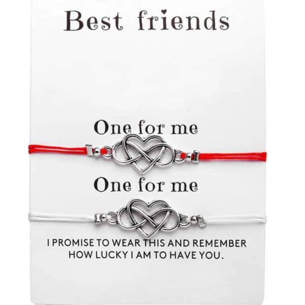 Zapestnica prijateljstva komplet