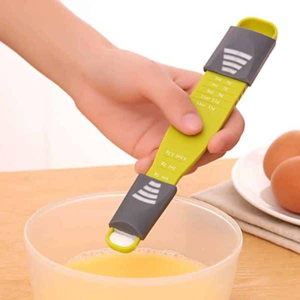 kuhinjska merica za kuhanje in peko zelene barve