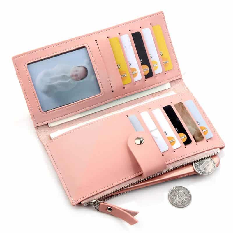ženska denarnica elegantna tanka