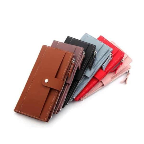 ženske usnjene denarnice