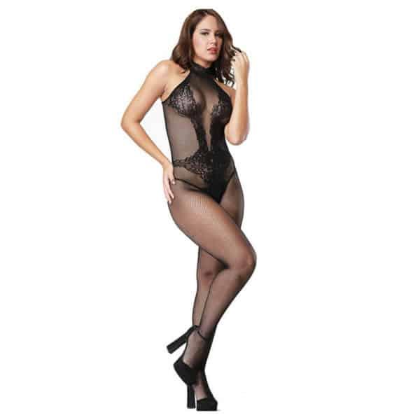 Sexy perilo za žensko črne barve