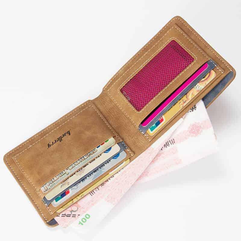 moška denarnica rjava