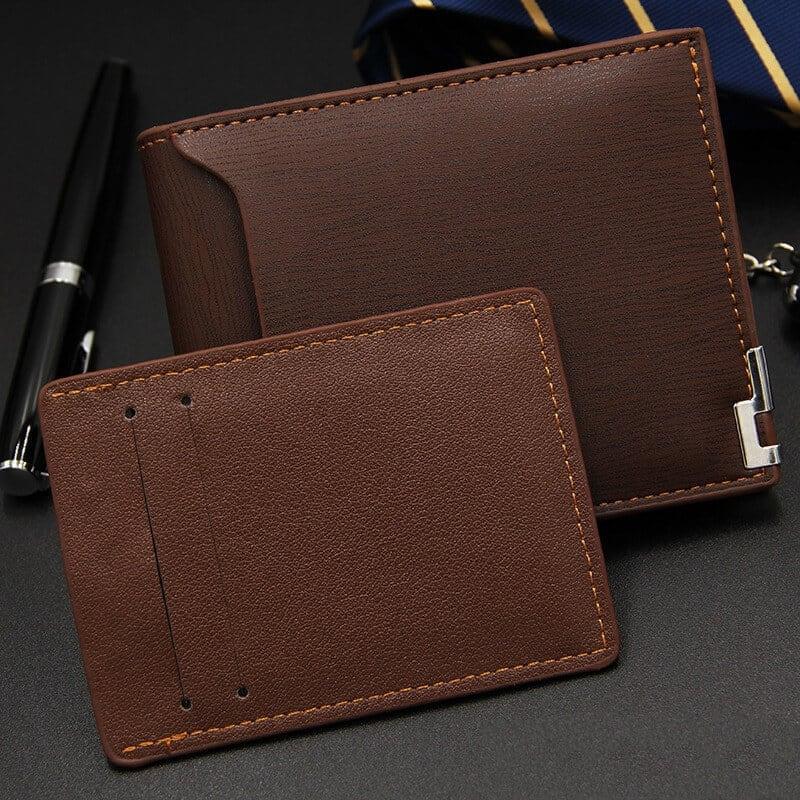 moška usnjena denarnica elegantna