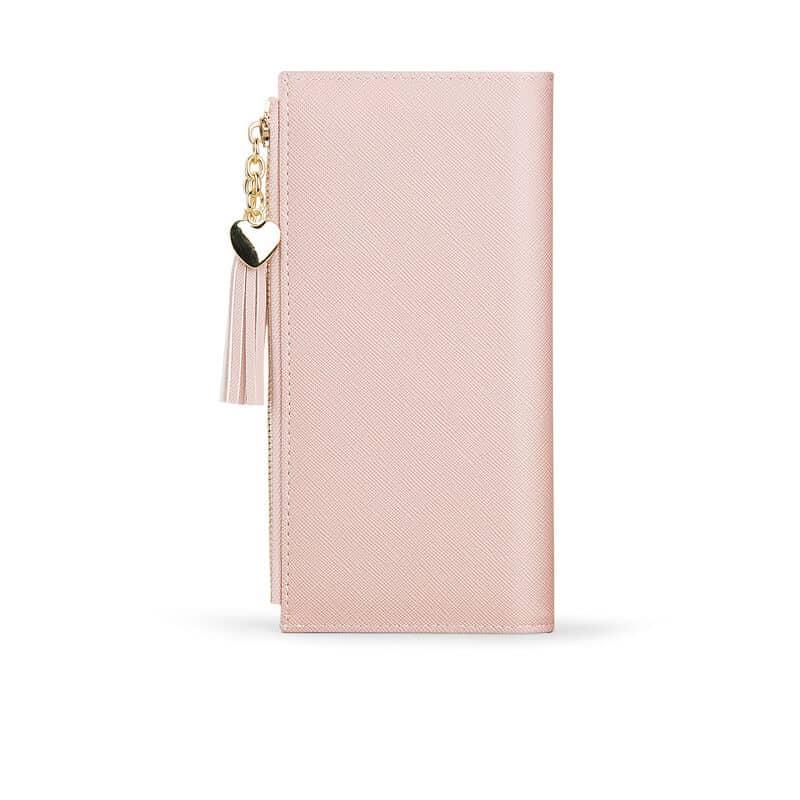 roza denarnica za žensko dolga
