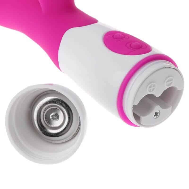 vibrator polnjene z aaa baterijami