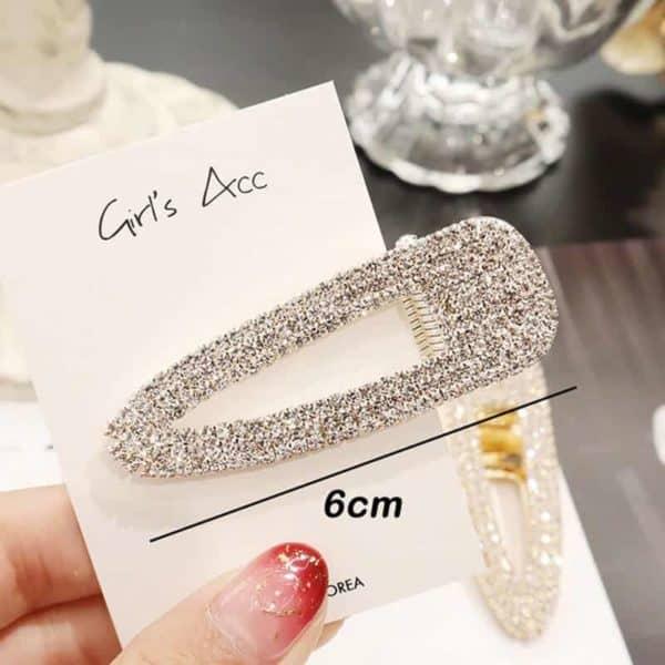 Sponke za lase z dijamantki