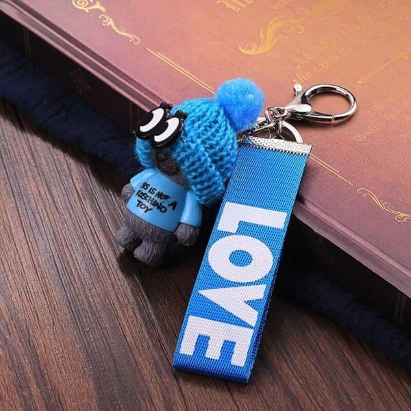 obesek za ključe koschino toy