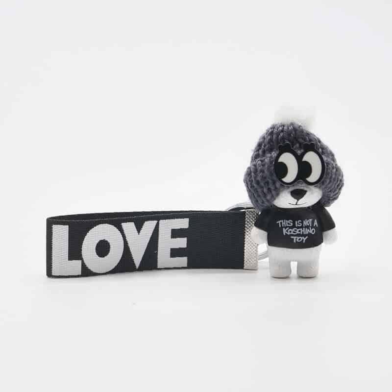 obesek za ključe this is not a koschino toy love