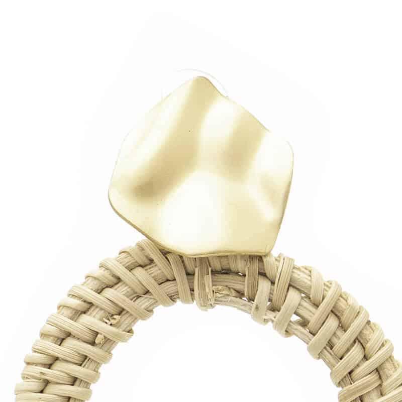 Viseči uhani Zlata votlina 1