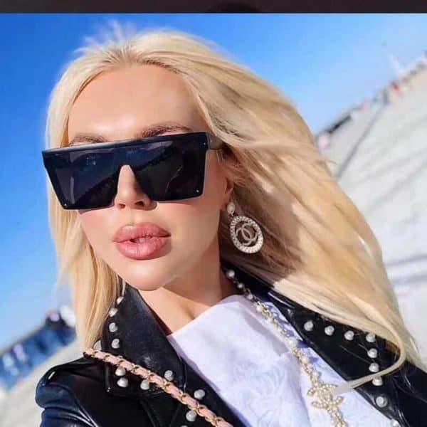 Ženska sončna očala uv zaščita