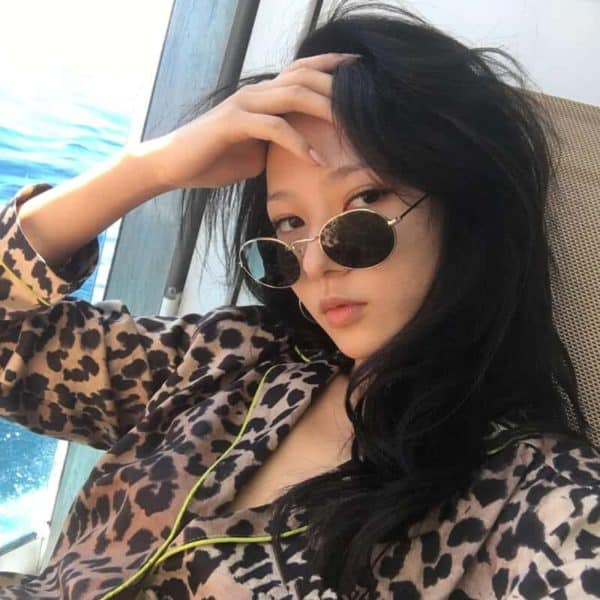 ženska klasična sončna očala