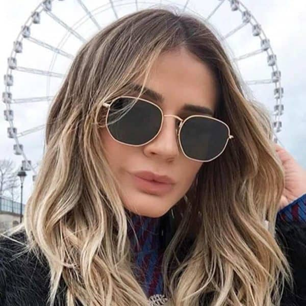 ženska sončna očala za poletje