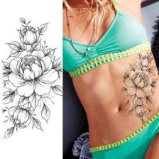 Tattoo začasni za ženske