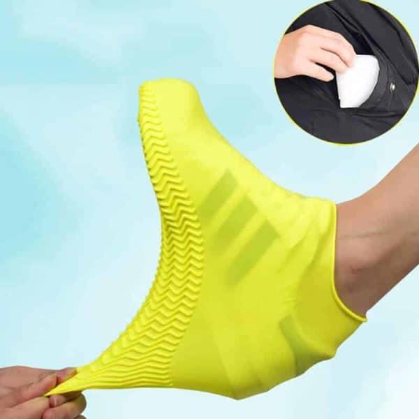 Vodoodporna prevleka za čevlje