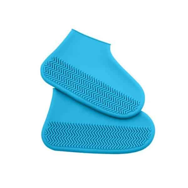 Vodoodporna prevleka za čevlje modra