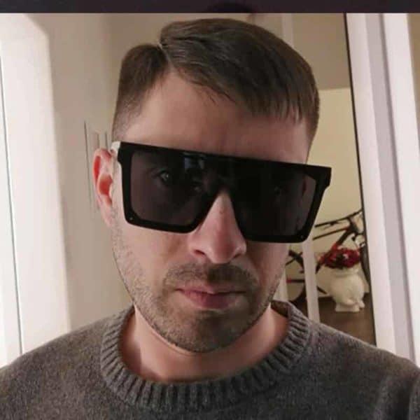 moška očala akcija uv zaščita