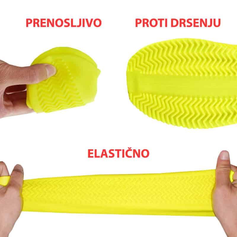 prevleka za čevlje vodoodporna