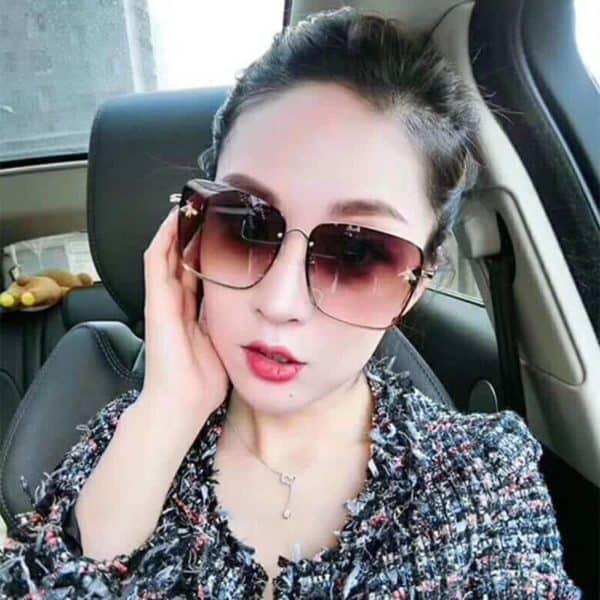 sexy ženska sončna očala