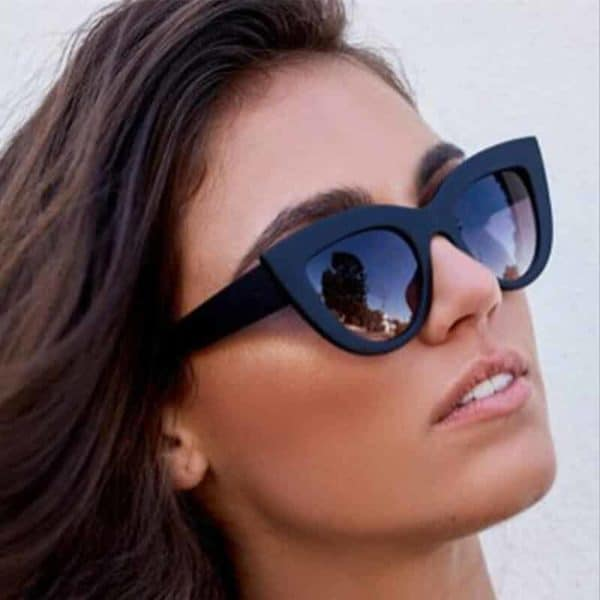 sončna očala cat eye