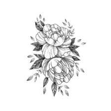tattoo vrtnice