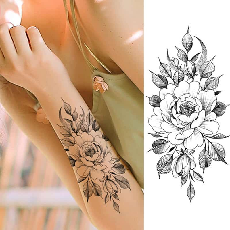 zacasni tattoo za roko